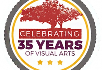 35 Years Arts Strong
